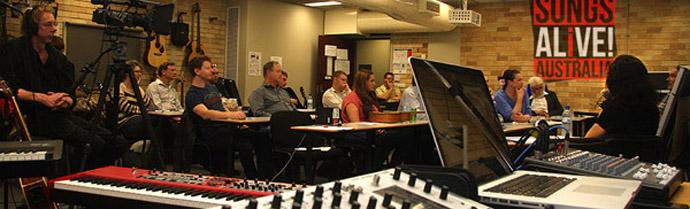 Songsalive! Australia workshop